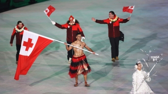 Shirtless Flagbearer and More Opening Ceremony Top Moments