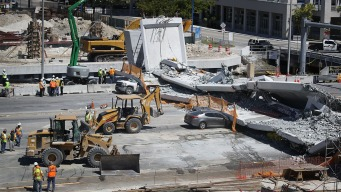 Police Release 911 Calls From FIU Bridge Collapse