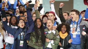 Parkland Shooting Survivors Win Children's Peace Prize