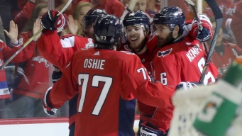 Capitals on Verge of Stanley Cup After Beating Golden Knights 6-2