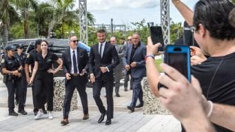 Miami Commissioner Demands Vote on Beckham Soccer Stadium Deal