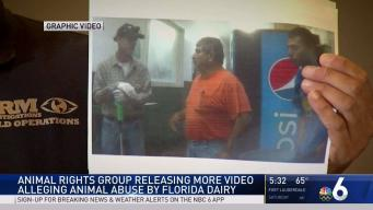 Group Makes New Abuse Claims Against Larson Dairy Owner
