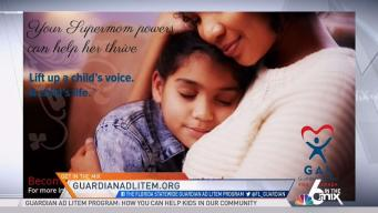 Guardian Ad Litem Program Aims to Help Kids in Need