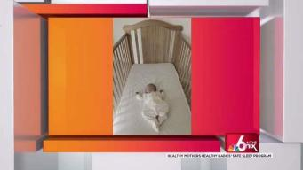Healthy Mothers Healthy Babies: Safe Sleep Program