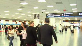 Holiday Travel Brings Crowds to South Florida