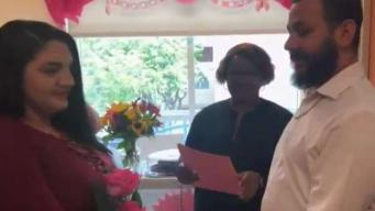 Hospital Staff Make Wedding Dreams Come True
