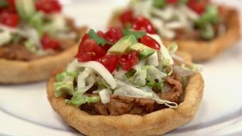 Goya: How to Make Tasty Popular Street Snack Mexican Sopes