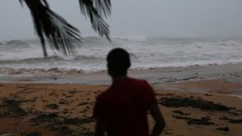 Irma Blacks Out Puerto Rico, Leaves Tiny Barbuda Devastated