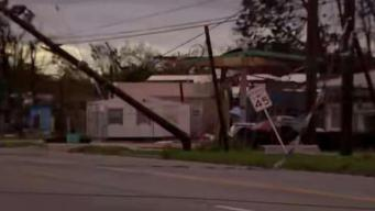 Panhandle Residents Deal With Destruction After Michael
