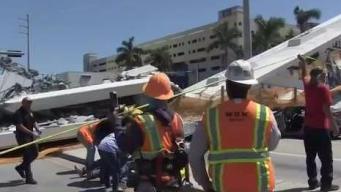 Investigations Surround Bridge Collapse Near FIU