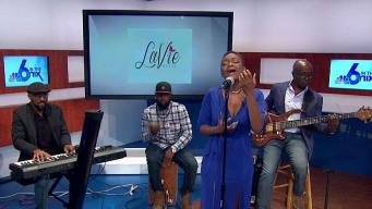 Jazz Singer LaVie Playing in North Miami on Friday