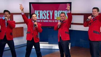 'Jersey Boys' Returns to South Florida