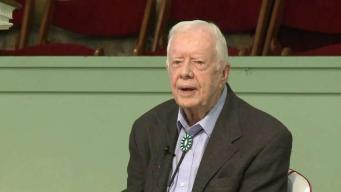Jimmy Carter Admitted to Hospital