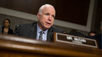 McCain Blames Obama Policies for Orlando Shooting