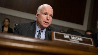 McCain Defeats Republican Challengers to Win Arizona Primary