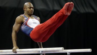 Knee Injury Sidelines Gymnast Orozco for Rio