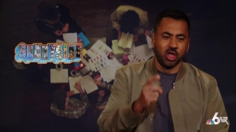 Kal Penn Named 'Sunnyside' Characters Off Throwback Sitcoms Like 'Different Strokes'