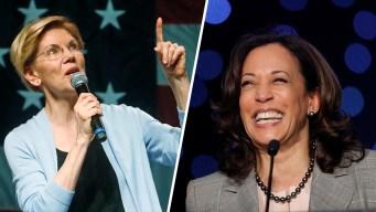 Impeachment, Felons Voting Divides Democrats at CNN Forums