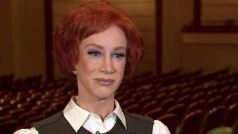 Kathy Griffin in Miami for Latest Tour