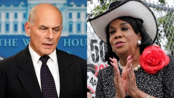Congresswoman Wants Kelly Apology as Spat With Trump Endures