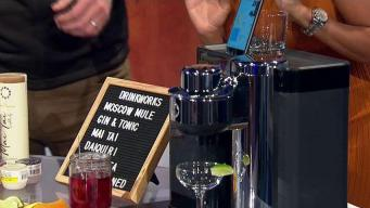 Keurig Launches New Drinksworks Home Bar
