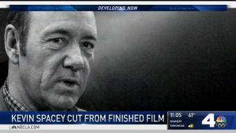 Kevin Spacey Dropped From Ridley Scott Movie