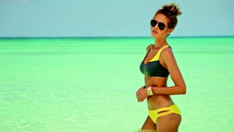 Expect Body Paint & Beach Inspired Swimwear at L'Space