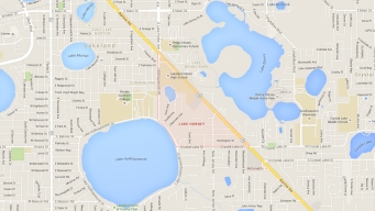 Florida Man Wants Lake Name Changed From 'Horney'