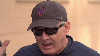 Lenny Dykstra Claims He Was Kidnapped by Uber Driver