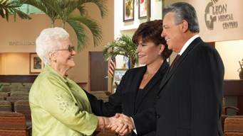 Leon Medical Centers Commit $10 Million to FIU