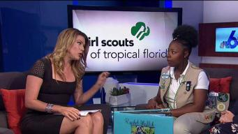 Local Girl Scout Achieves Highest Honor