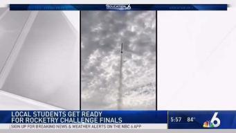 Local Students Get Ready for Rocketry Challenge Finals