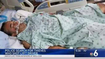 Lyft Driver Shot in Miami-Dade Remains Hospitalized
