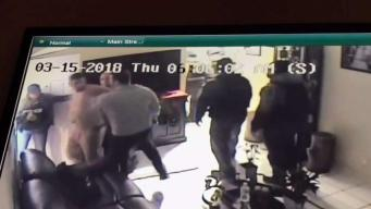 MDPD Investigating After Video Shows Cop Hitting Suspect