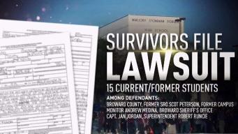 MSD Survivors File Lawsuit