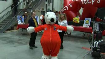 Macy's Thanksgiving Day Parade Preview