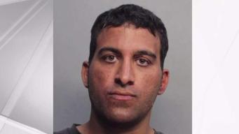 Man Allegedly Threw Rocks at Miami Bank