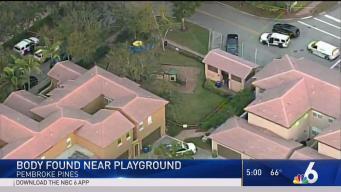 Man Found Shot to Death Near Pembroke Pines Playground