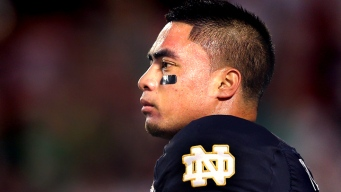 Manti Te'o To Visit Dolphins: Report