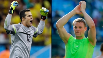Sizing Up the World Cup: Brazil v. Germany