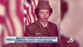 Marine Turned Felon Helps Vets Seeking Clemency