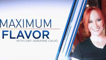Maximum Flavor With Chef Adrianne: May 9th