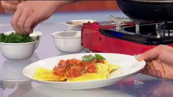Maximum Flavor with Chef Adrianne: Ravioli Caprese