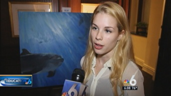 Coconut Grove Art Students Display Work at Ritz-Carlton
