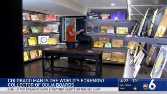 Meet the World's Foremost Collector of Ouija Boards