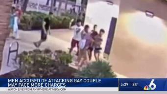 Men Accused of Attacking Gay Couple May Face More Charges
