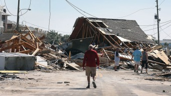 'Apocalyptic:' One Florida Town Demolished by Michael