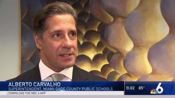 Miami-Dade Schools Superintendent Raises Concerns About Migrant Children