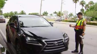 Miami-Dade Police Cracking Down on Uninsured Drivers