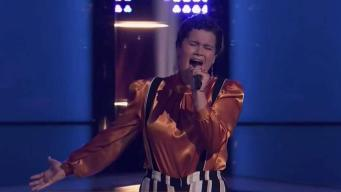 Miami High Schooler Turns Chairs on 'The Voice'